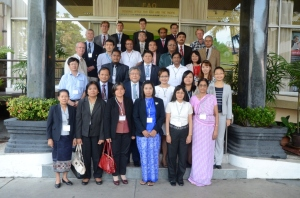 Workshop participants. Photo credit: FAO-RAP.